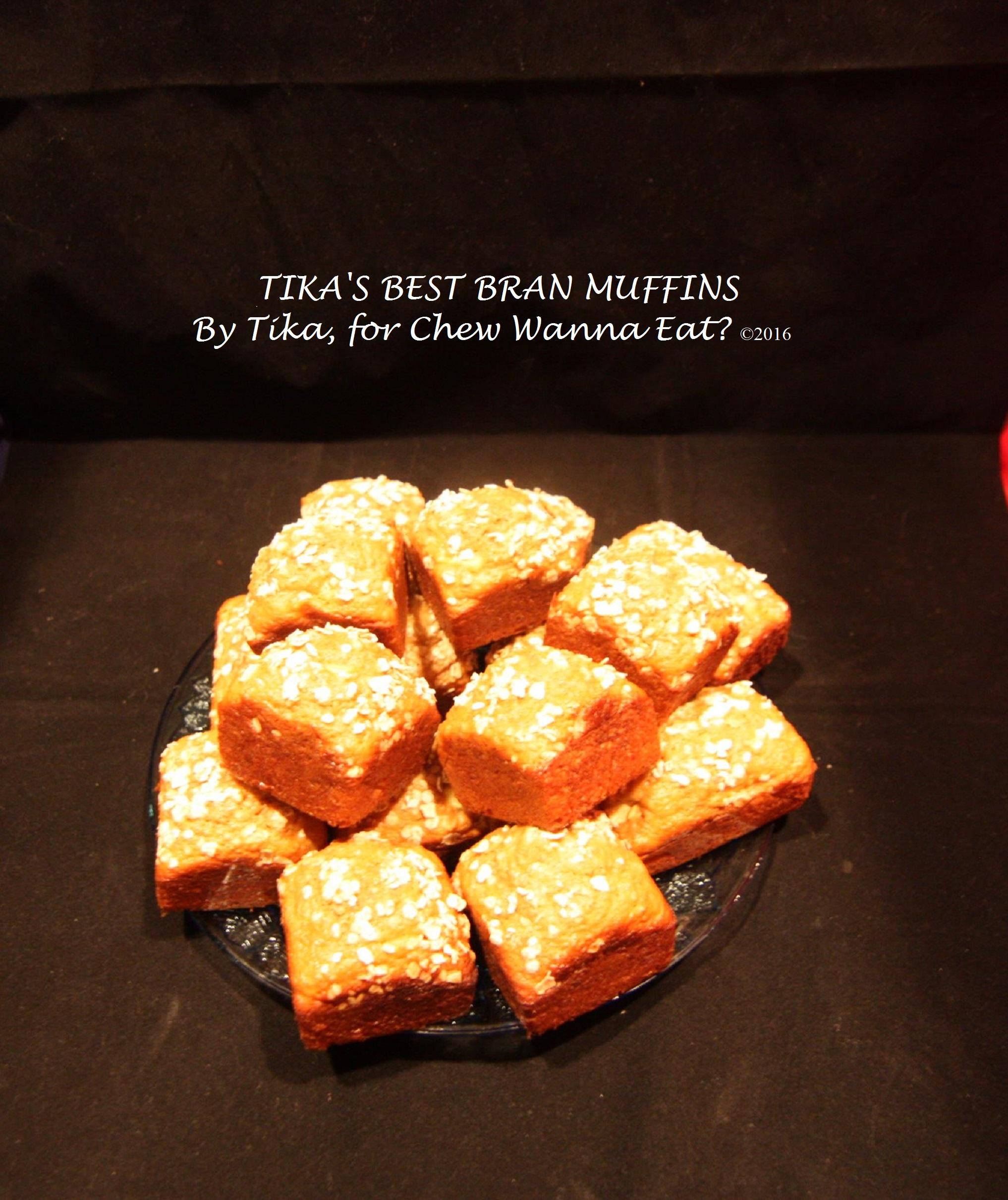 Tika's Best Bran Muffins (4)